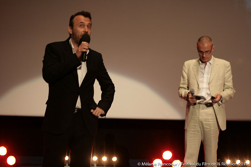 Fred Cavayé et Laurent Weil