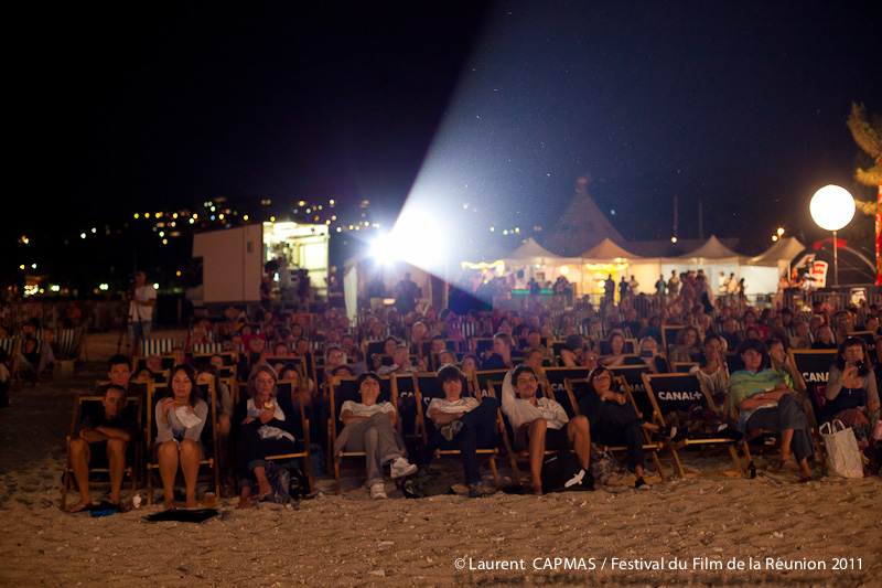 Projection du film La Crise sur la plage des Brisants